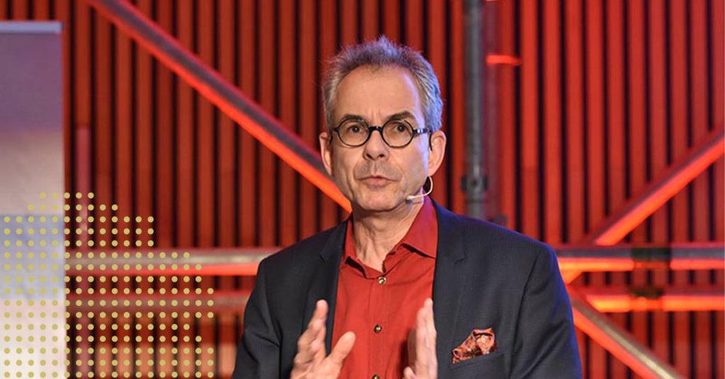 Dr. Rittershaus spricht über den MDM auf der Hypermotion 2018