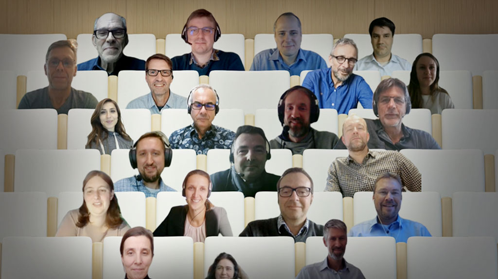 Die Teilnehmer der MDM User Group im Oktober 2020